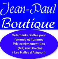 Jean paul boutique avignon 1