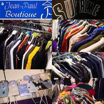 Jean paul boutique fevrier
