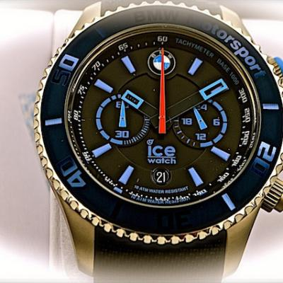 Montre homme ice bmw motorsport